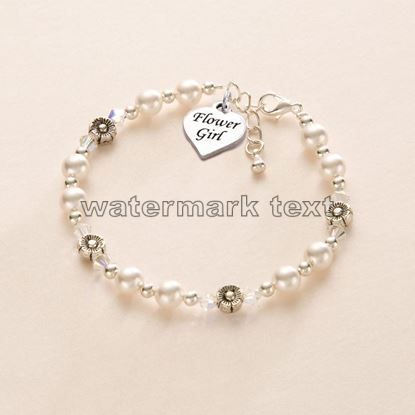 Picture of Flower Girl Bracelet